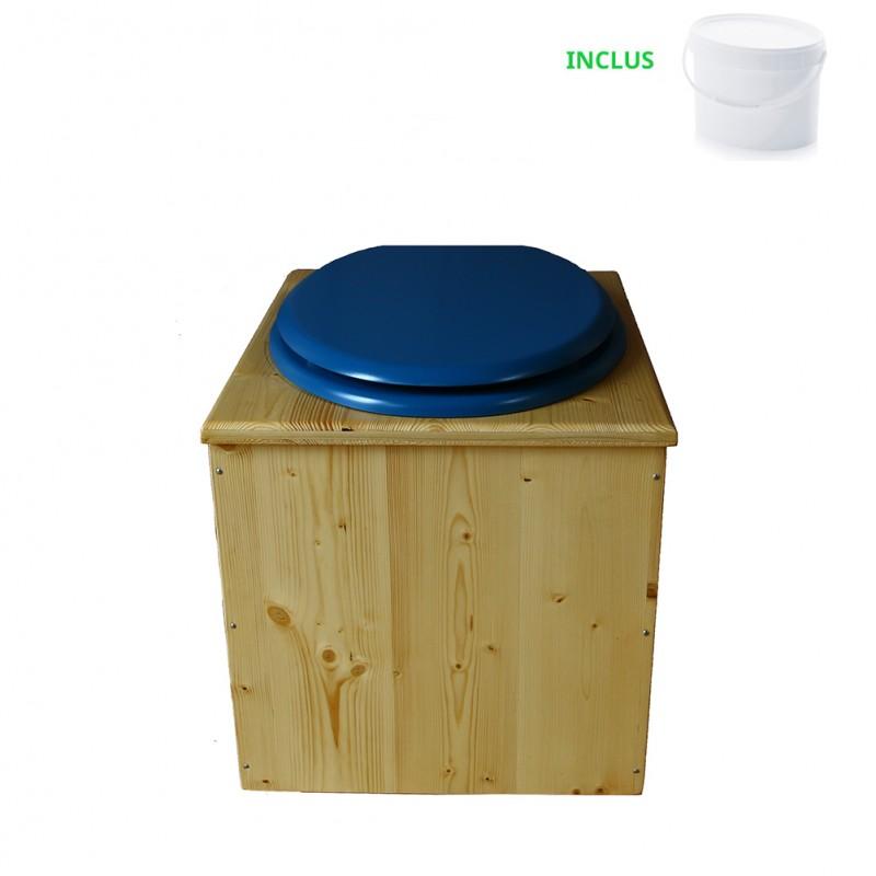 Toilette sèche huilée - La Bleu nuit