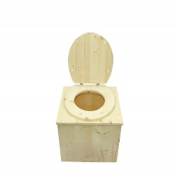 Toilette sèche pas cher - wc sec en bois