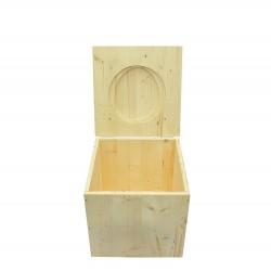 Toilette sèche premier prix - toilette sèche en bois