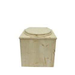 Toilette sèche en bois pas chère