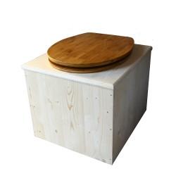 Toilette sèche - La Bambou inox