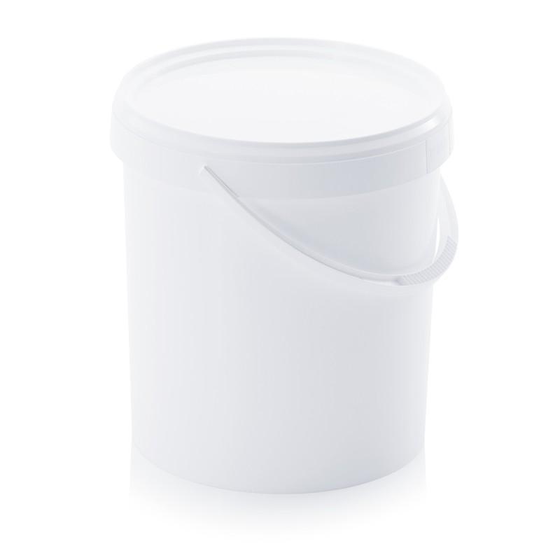 seau plastique alimentaire 20 litres pour toilettes sèches