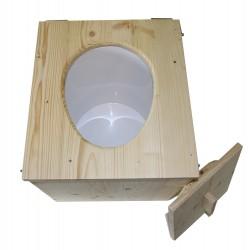 toilette sèche de voyage - toilette sèche en kit