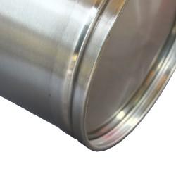 base en acier inoxydable seau inox