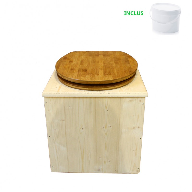 Toilette sèche - La Bamboo