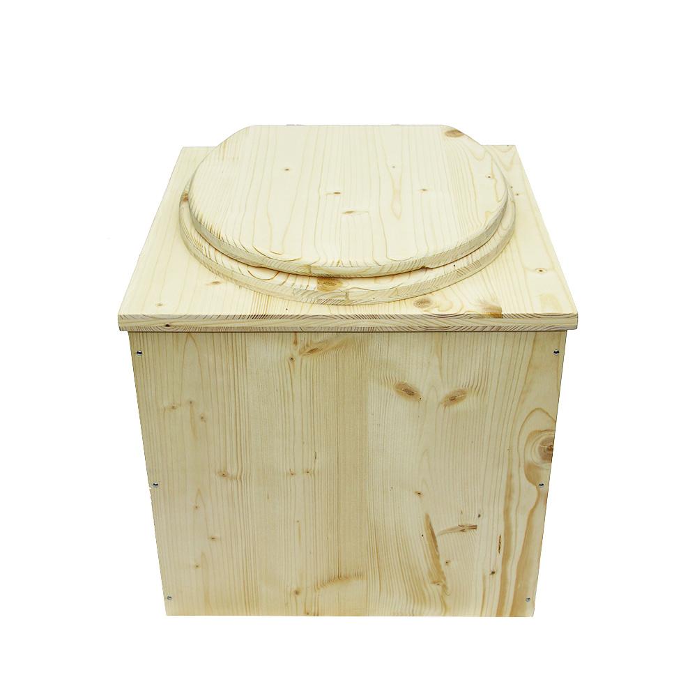 toilette sèche Belgique - La cube