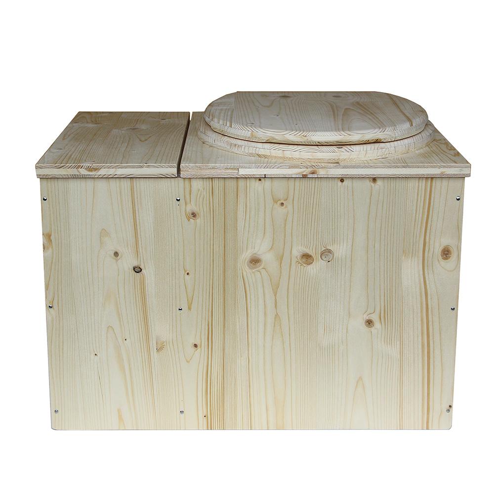toilette seche Belgique - la cube bac vide
